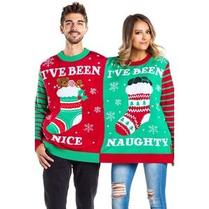 2 Person Christmas Sweater